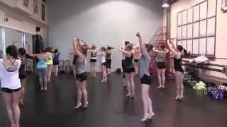 Dance Traxx - Ballet Rehearsal to Orchestral Stairway to Heaven