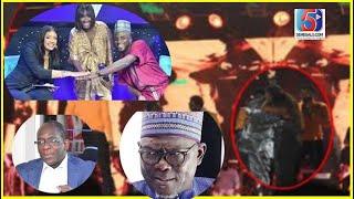 Entré Explosif de Waly-Cheikh Oumar Hanne sur le **3iéme Mandat** de Macky-Affaire Emission Kakatar