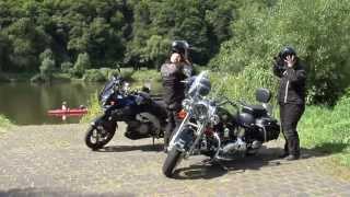 Motorradstrecken Osteifel (Eifel, Deutschland)