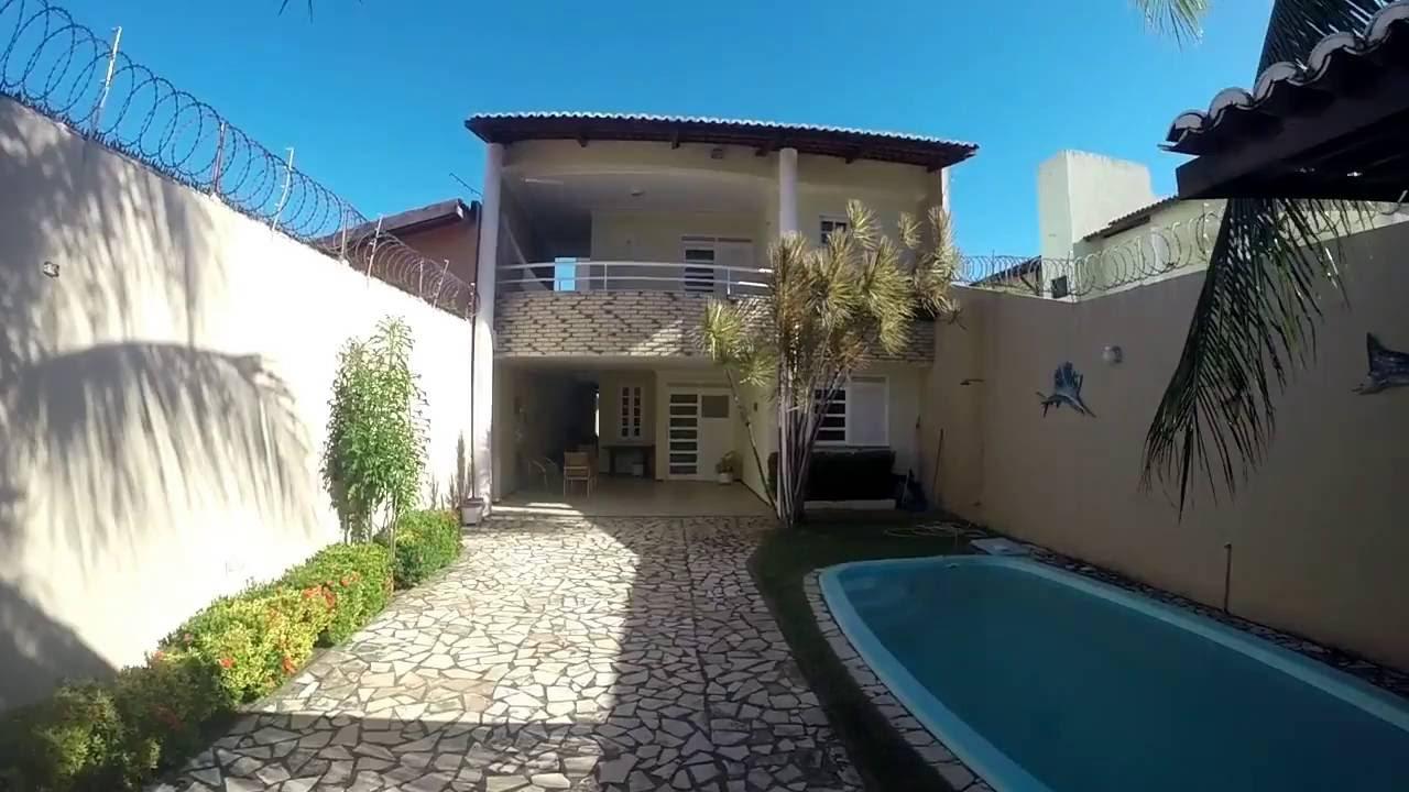 Casa Duplex No Lago Jacarey Em Fortaleza Youtube