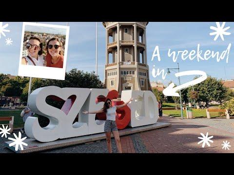Exploring Szeged, Hungary   STUDY ABROAD CHRONICLES EP. 5