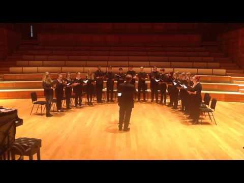 Sleep My Jesu: University of Kent Chamber Choir