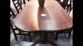 Купить стол. Обеденный стол Гетьман.(, 2016-07-11T07:23:10.000Z)