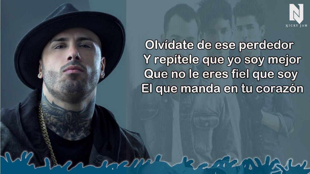 Ya me enteré - Reik ft Nicky Jam (Letra)