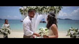 Wedding ceremony in Thailand (Phuket) / Свадебная церемония в Тайланде (Пхукет)