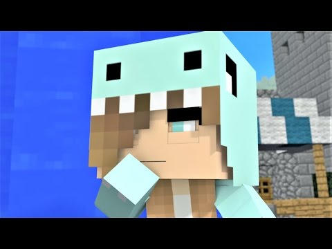 Minecraft Song Psycho Girl Little Sister 3 - Psycho Girl Little Sister VS Harley Minecraft Song