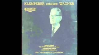 Silent Tone Record/ワーグナー:序曲・前奏曲集/リエンツィ,オランダ人,タンホイザー,ローエングリン/オットー・クレンペラー指揮フィルハーモニア管弦楽団/サイレント・トーン・レコード
