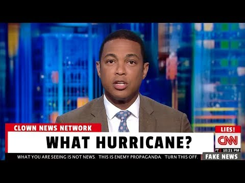 CNN's Hurricane Harvey Insanity Off The Charts Crazy!