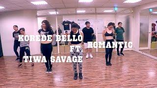 Korede Bello ft. Tiwa Savage-Romantic-Eleen Chen