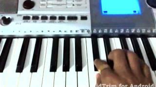 Kuchhh iss tarah......teri palkein ... meri palkon pe saja de......Piano Cover by Raj Sinha