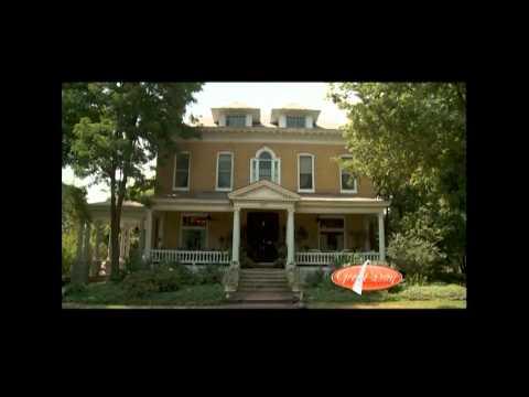 Historic Houses & Beall Mansion in Alton, Illinois