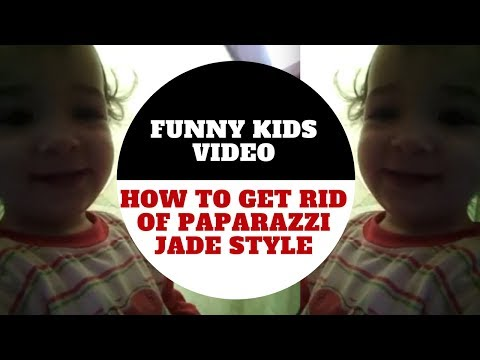 How To Get Rid Of A Paparazzi Kid Style. Hilarious, High Energy & Fun!