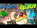 Plants vs. Zombies 2 || Leveled-Up Plants! Pirate Seas - Epic Quest (Ep.309)