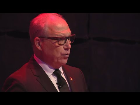 Global Trends In Luxury Hospitality | Jerry Inzerillo | TEDxWilmingtonSalon