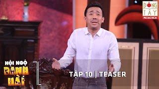 hoi ngo danh hai 2016  tap 10  teaser