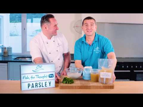 How To Make Parsley Fish Sauce | Quick And Simple | FFT Tv Ep 19