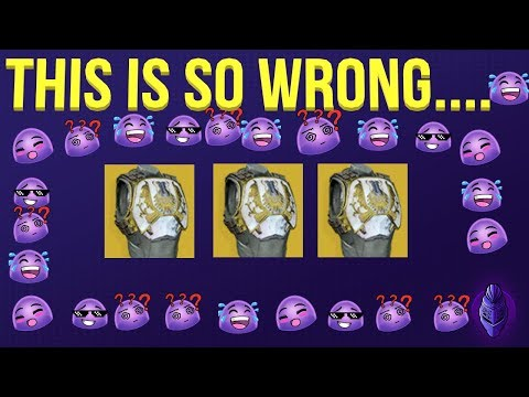 This Is SO Wrong 😳😈😂... (Triple Bubble Survival W/ Crest Of Alpha Lupi) - Destiny 2 Shadowkeep