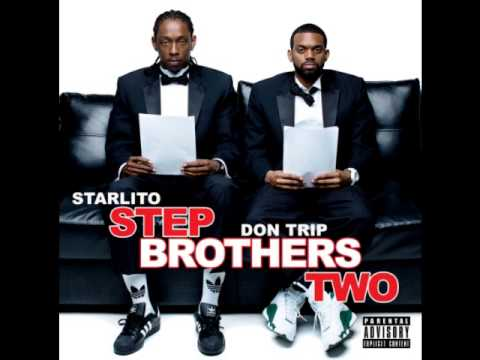 Starlito & Don Trip - Ninja Focus [Prod. By Young Chop] [Step Brothers 2]
