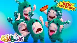 ODDBODS | Best Oddbods Comedy Movie | NEW Full Episode | Cartoons For Kids