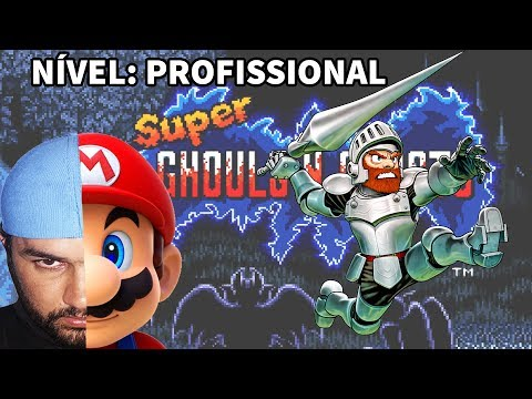 Super Ghouls'n Ghosts - Profissional