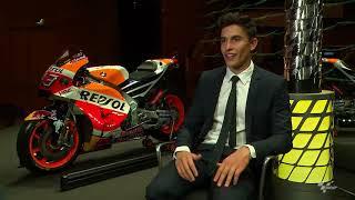 Entrevista a Marc Márquez, Campeón del Mundo de MotoGP 2017