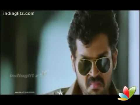 Alex Pandian | Official Trailer | Karthi - Anushka Shetty - Santhanam | Latest Tamil Movie