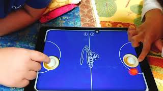 hockey ipad game for two persons