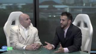 Boca voice interview with claudio sorrentino