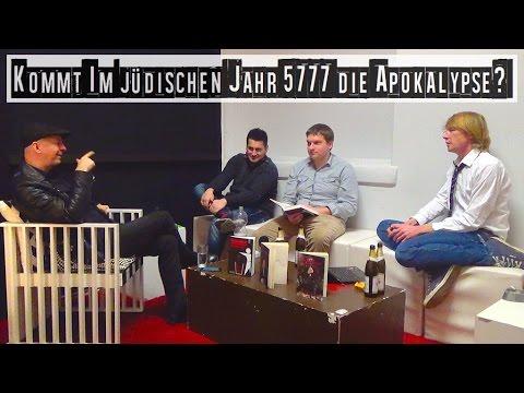 2016 / 2017 - Kommt im jüdischen Jahr 5777 die Apokalypse?