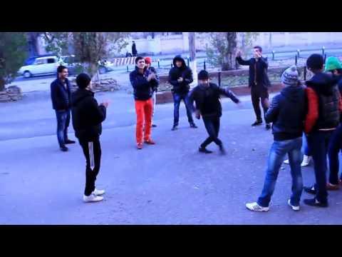 Беспредел в центре Москве Армяне поют и танцуют