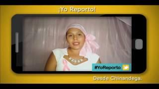 """Yo Reporto """"Campaña Contra el Cáncer de Mama en Chinandega"""""""