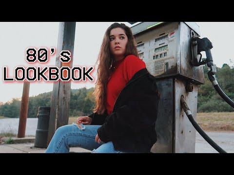 80'S LOOKBOOK | Riley Rehl