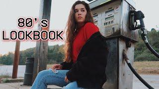 80'S LOOKBOOK   Riley Rehl
