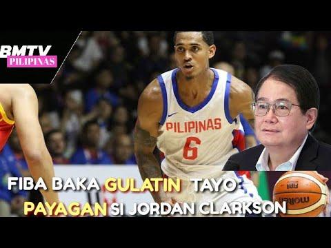 JORDAN CLARKSON | FIBA |  BAKA MANG GULAT PAYAGAN !