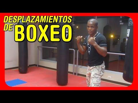 practica de boxeo para principiantes