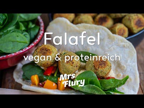 Knusprige Falafel selber