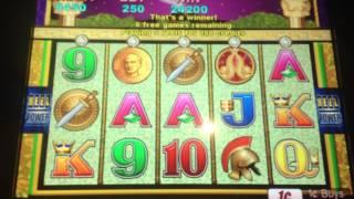 Pompeii slot 250 BET = HUGE WIN!!!