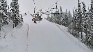 ТЕСТИРУЕМ ГЛАВНЫЙ горнолыжный курорт Ижевска НЕЧКИНО