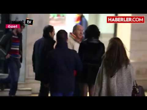 Taksim'de Bir Gecelik Otel Arayan Kadına İlginç Teklifler