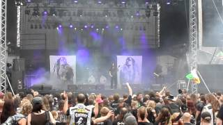Legion Of The Damned - Son Of The Jackal, Metalfest Open Air 2012