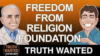 Dan Barker and tнe Freedom from Religion Foundation! | Truth Wanted 03.26