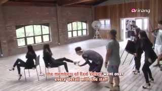 Red Velvet   MV Making Be Natural  HD