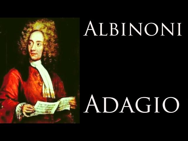 Adagio G MInor