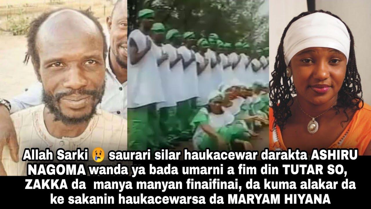 Download bayani kan Sanadiyar haukacewar daraktan Tutar So ASHIRU NAGOMA alakar Maryam Hiyana da haukacewarsa