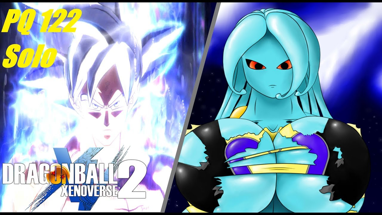 Dragon Ball Xenoverse 2 PQ 122 (SOLO)