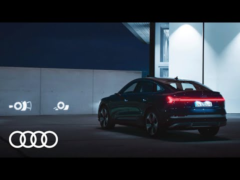 Audi Digital Matrix Light