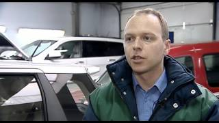 Приемка автомобиля на СТО.(, 2015-12-09T21:41:11.000Z)