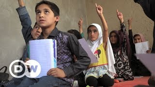 Schools for Afghanistan - a project in peril   DW Documentary