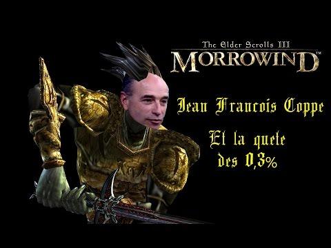 """Morrowind #1 : J.F Coppé dans """"la quête des 0.3%"""""""