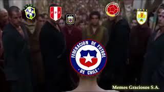 Chile-Mundial de Russia 2018 - Game of Thrones